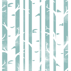 Big Birches in Pool