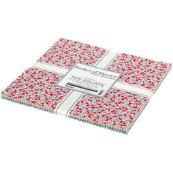 """Basket Of Blooms 10"""" Square Pack"""