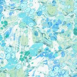 Flowing in Sea Glass
