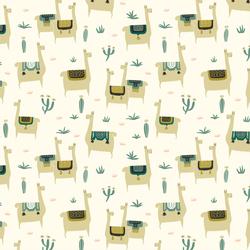 Llama Llife in Ivory