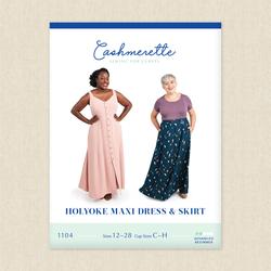 Holyoke Maxi Dress and Skirt