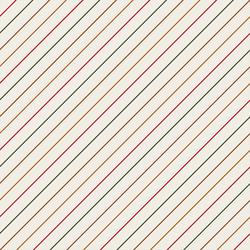 Tinsel Stripe in Festive