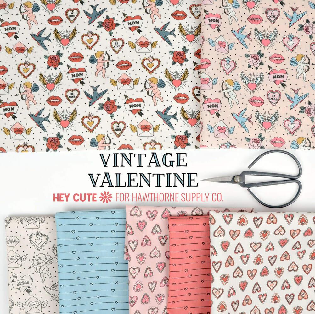 Vintage Valentine Poster Image