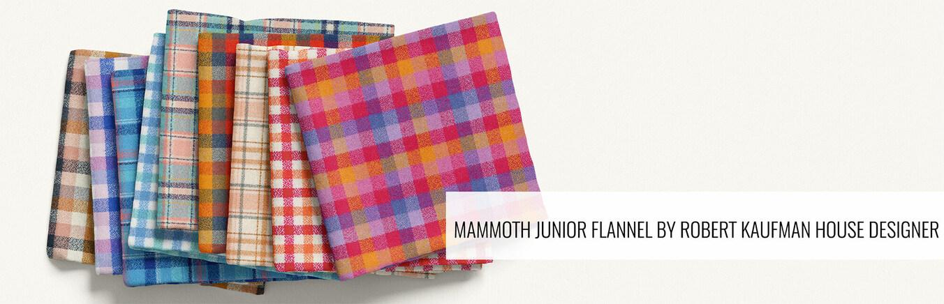 Mammoth Junior Flannel