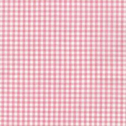 Tiny Carolina Gingham in Pink