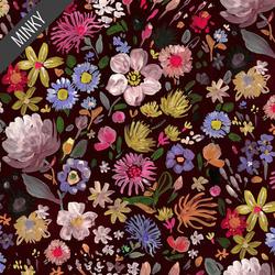 Autumn Floral in Multi