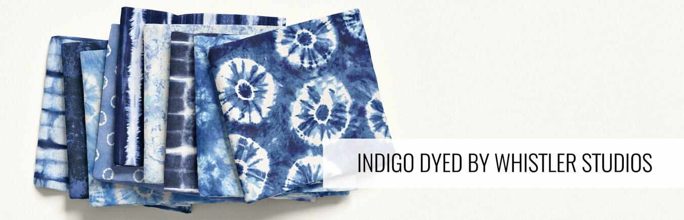 Indigo Dyed