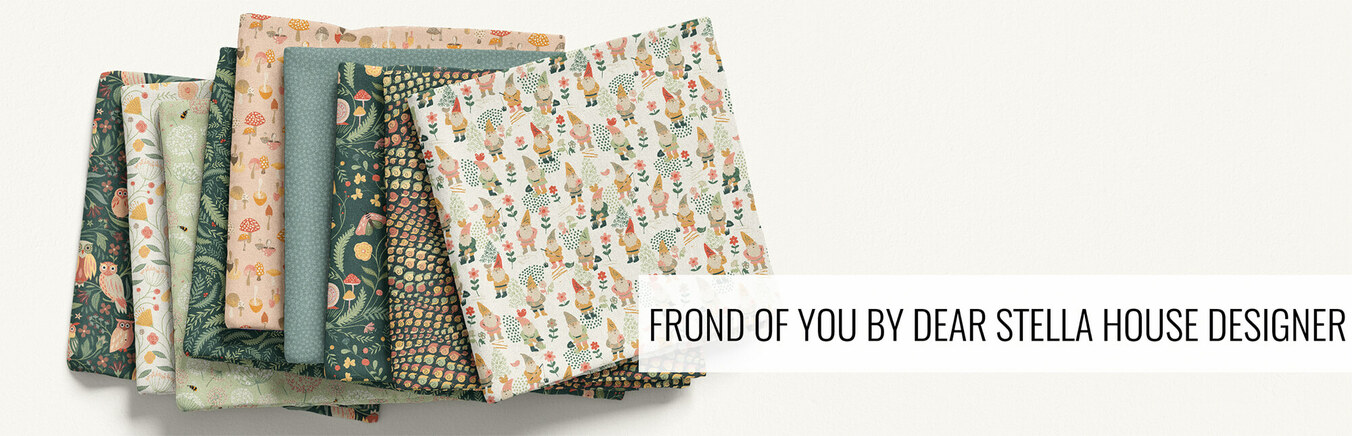 Frond of You by Dear Stella House Designer