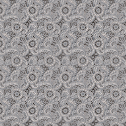 Paisley Meadow in Grey