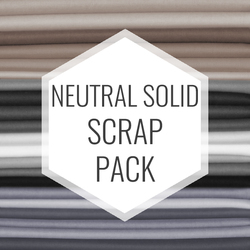 Neutral Solid Scrap Pack