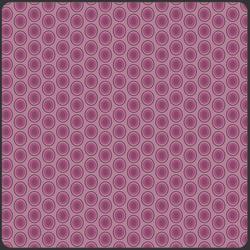 Oval Elements in Juicy Grape