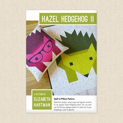 Hazel Hedgehog 2