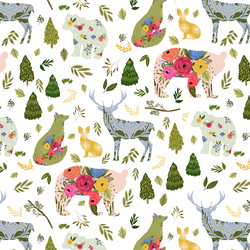 Holiday Woodland in Multi