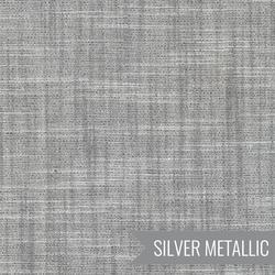 Manchester Yard Dyed Metallic in Titanium