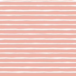 Artisan Stripe in Peony