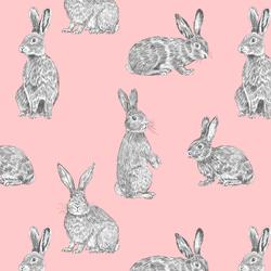 Bunny Hop in Rosebud