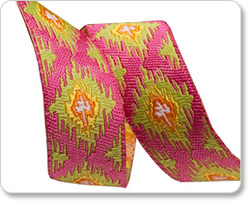 Ikat in Pink