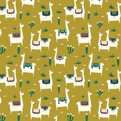 Llama Llife in Mustard
