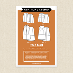 Reed Skirt 0-18