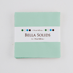 Bella Solids Charm Pack in Hometown