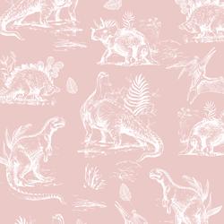 Dinosaurs in Blush