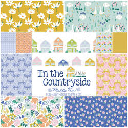In the Countryside Fat Quarter Bundle