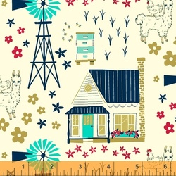 Homestead Vignette in Happy Day
