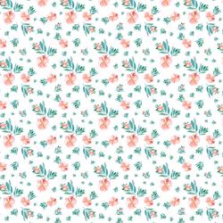 Small Blossom in Peach