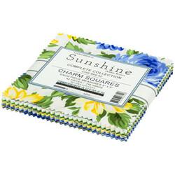 "Flowerhouse Sunshine 5"" Square Pack"