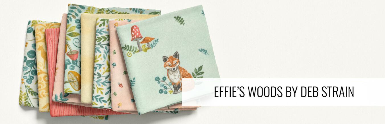 Effie's Woods by Deb Strain