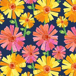 Flower Fancy in Night