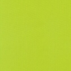 Kona Solid in Chartreuse