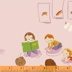 Kindergarten in Pink