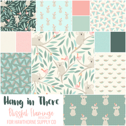 Hang in There Fat Quarter Bundle