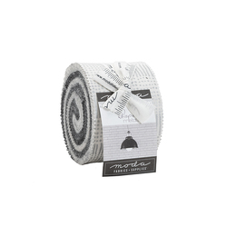 Whispers Metallic Junior Jelly Roll in Silver