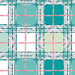 Trellis Plaid in Fresh
