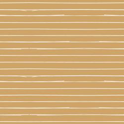 Lines in Golden Mustard Yellow