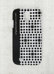 Galaxy s4 Case in Squared Elements