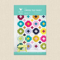Cross Tile Quilt