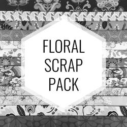 Floral Scrap Pack