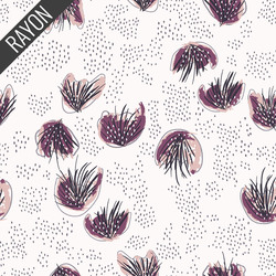 Moonlit Rayon in Wild Mulberry