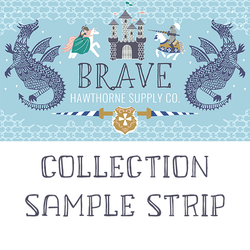 Brave Sample Strip