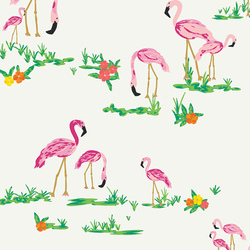 Flamingo Field in Pearl