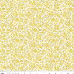 Hampton Vines in Yellow