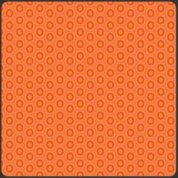 Oval Elements in Tangerine Tango