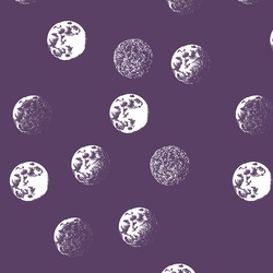 Moondance in aubergine
