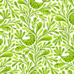 Margot in Green
