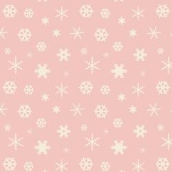 Winter Snowfall in Dawn