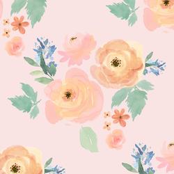 Garden Bouquet in First Blush
