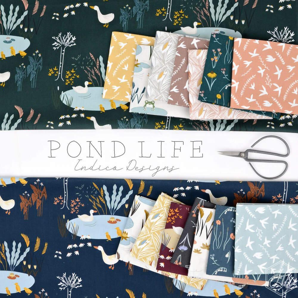 Pond Life Poster Image